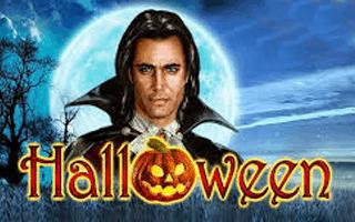 Halloween Slot Logo