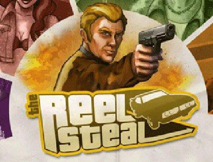 Reel steal – slot machine 5 rodas baseada no mundo do crime