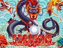 5 Dragons logo