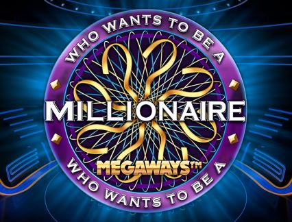 Who Wants to Be a Millionaire Megaways logo