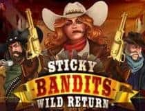 Sticky Bandits Wild Return logo