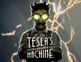 Nikola Tesla's Incredible Machine logo
