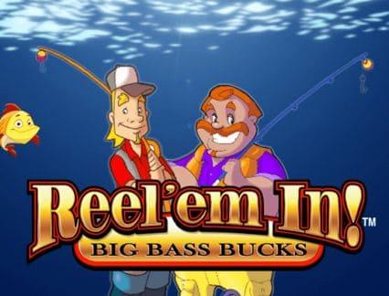 Reel 'em In! Big Bass Bucks