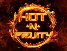 Hot' N' Fruity logo