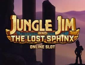 Jungle Jim and the Lost Sphinx logo