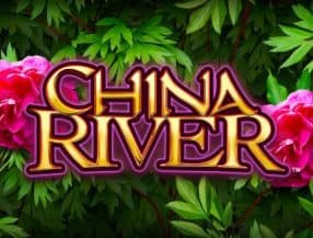 China River logo