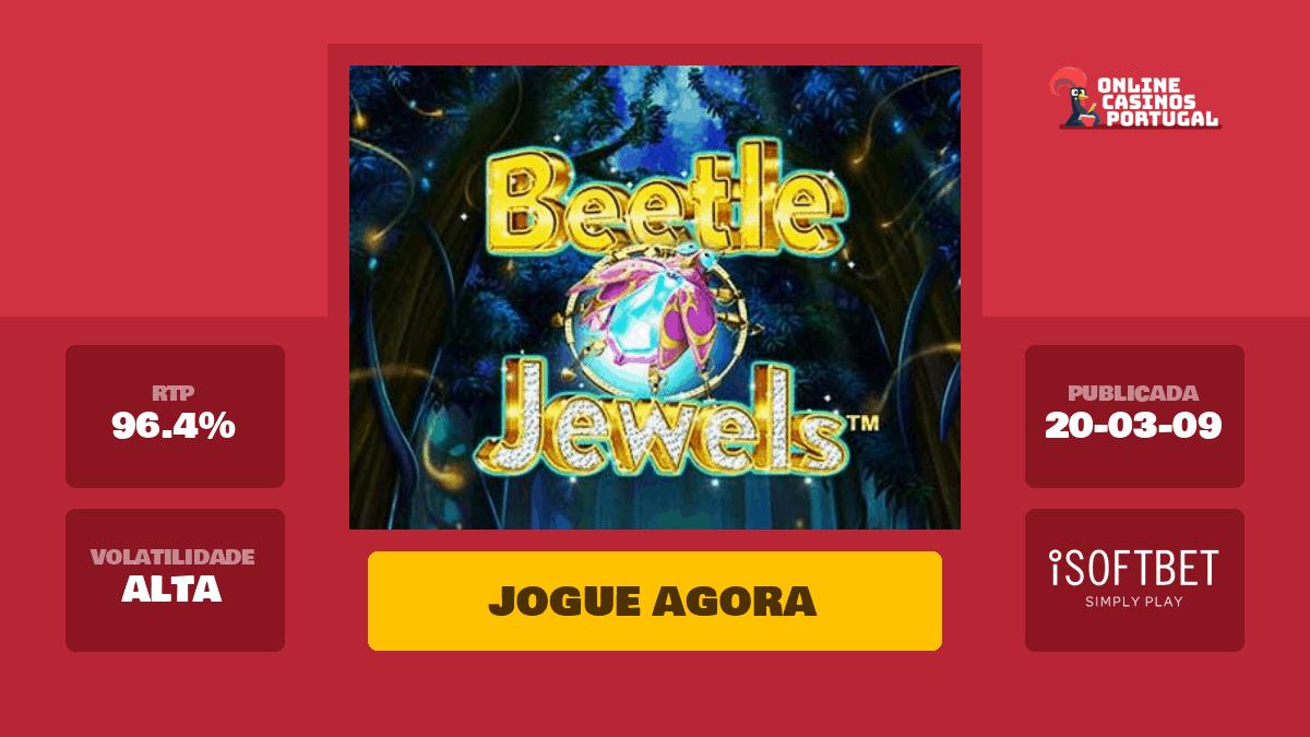 Beetle Jewels Slot Machine