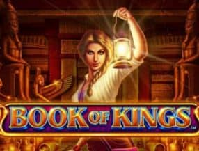 Book of Kings logo