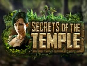 Secrets of the Temple logo