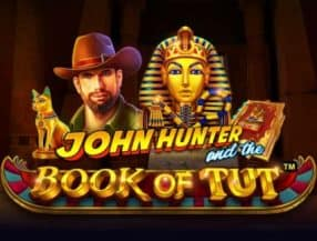 John Hunter and the Book of Tut logo