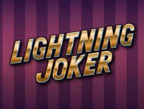 Lightning Joker logo