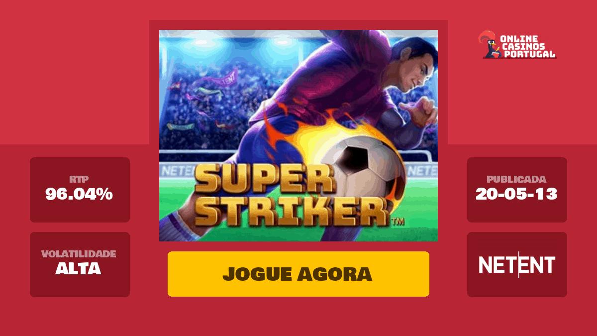 Super Striker Slot Machine