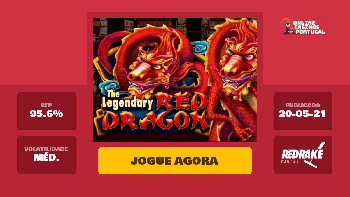 The Legendary Red Dragon Slot Machine
