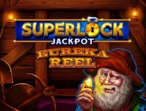 Eureka Reels Blast Superlock logo