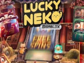 Lucky Neko: Gigablox logo