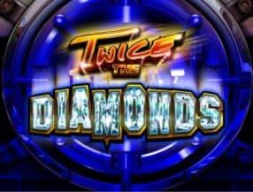 Twice the Diamonds logo