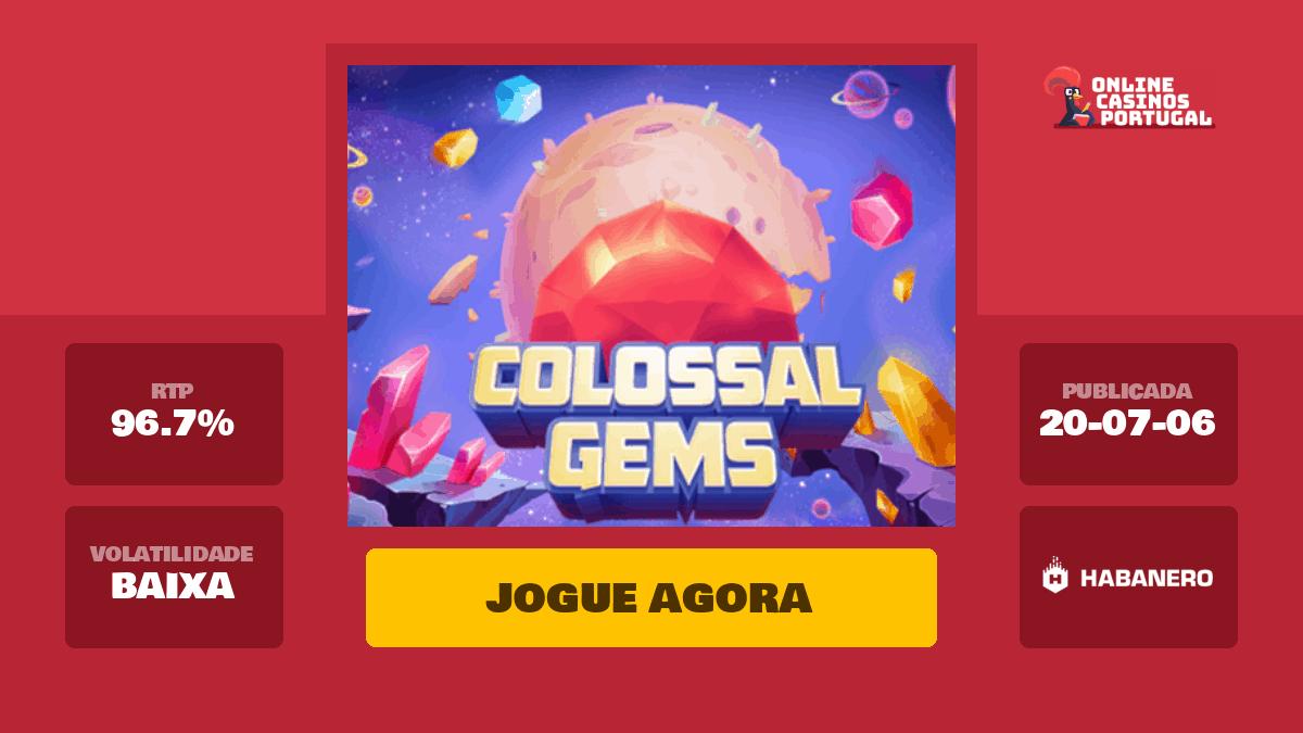 Colossal Gems Slot Machine