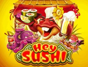 Hey Sushi logo