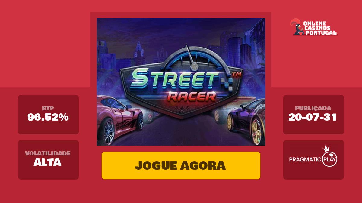 Street Racer Slot Machine