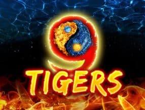 9 Tigers logo