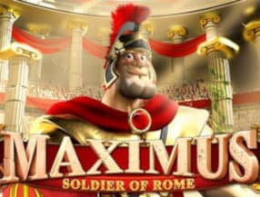 Maximus Soldier of Rome logo