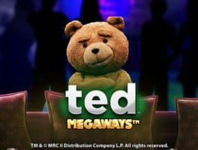 Ted Megaways logo