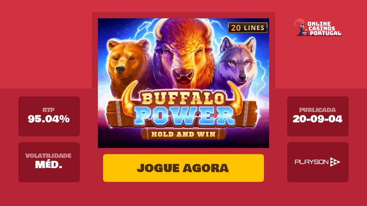 Buffalo gold slot rtp