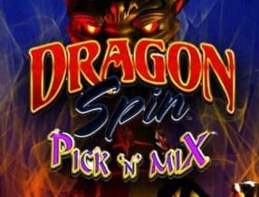 Dragon Spin Pick n Mix logo
