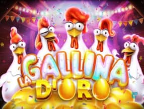 La Gallina D'oro logo