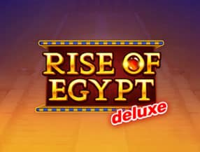 Rise of Egypt Deluxe logo