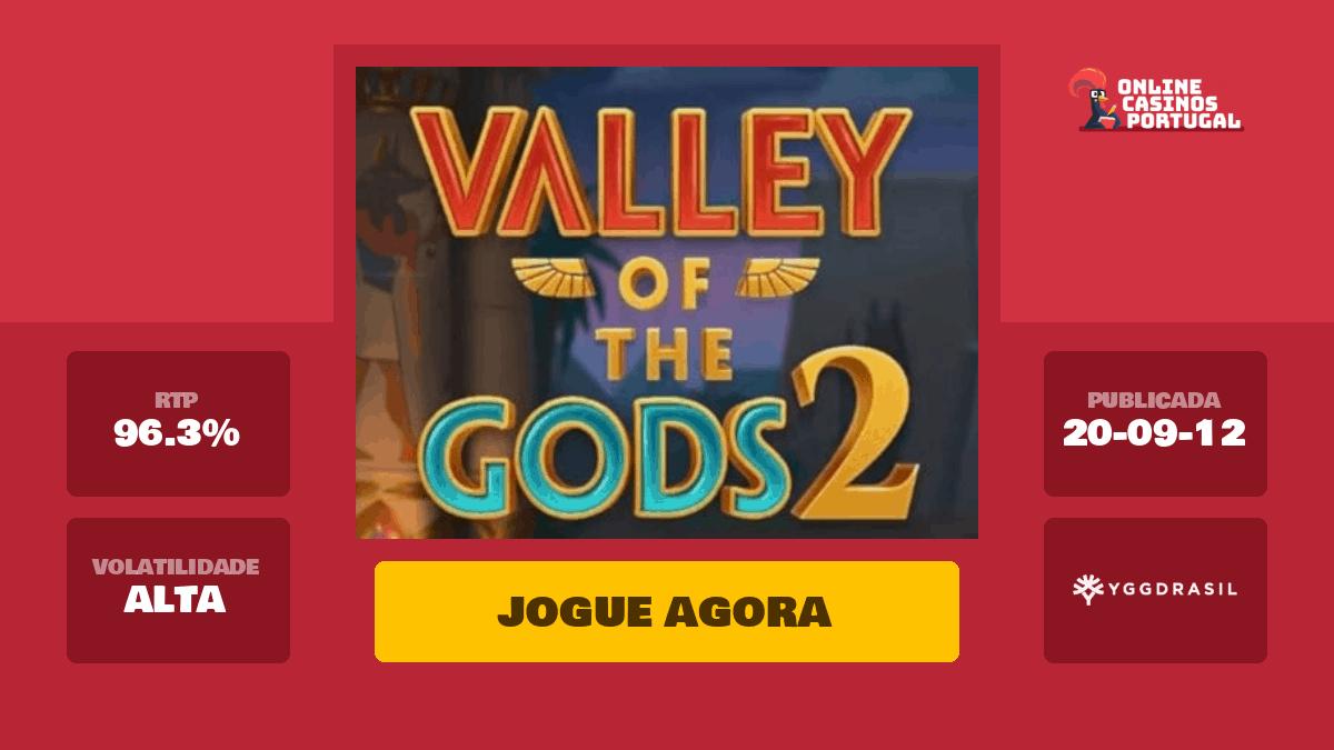Valley Of The Gods Slot Machine
