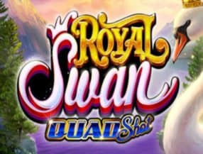Royal Swan Quad Shot logo
