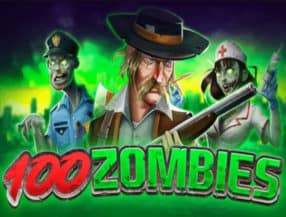 100 zombies logo