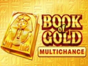 Book of Gold Multichance logo