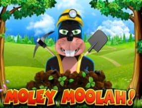 Moley Moolah logo
