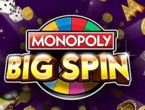 Monopoly Big Spin logo