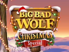 Big Bad Wolf Christmas logo