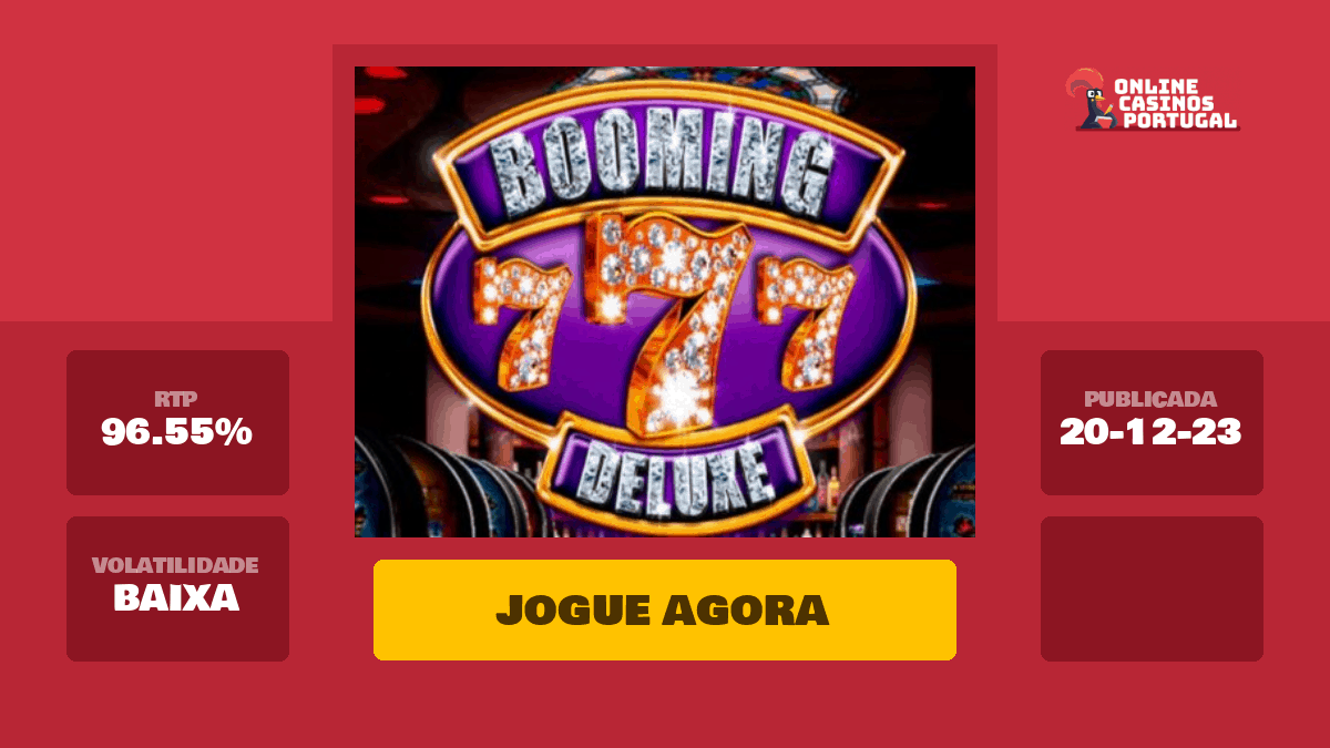 Jogar Slot Machine Deluxe