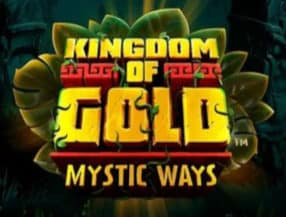 Kingdom of Gold: Mystic Ways logo