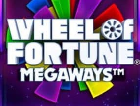 Wheel of Fortune Megaways logo