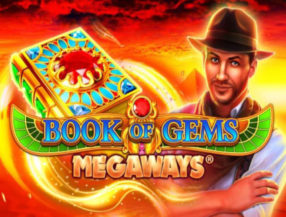 Book of Gems Megaways logo