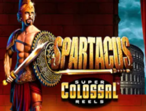 Spartacus Super Colossal Reels logo